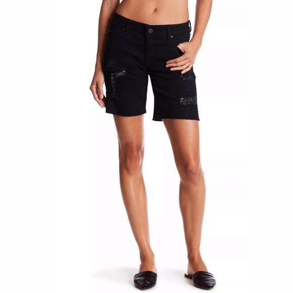 fe936201c1 DL1961 Shorts | Karlie Boyfriend Distressed Denim | Poshmark